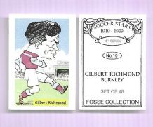 Burnley Gilbert Richmond 10 (FC)